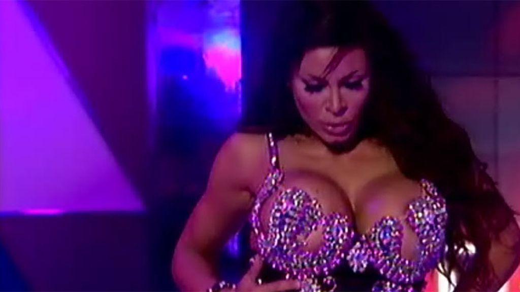 Tatiana Delgado, más sensual que nunca