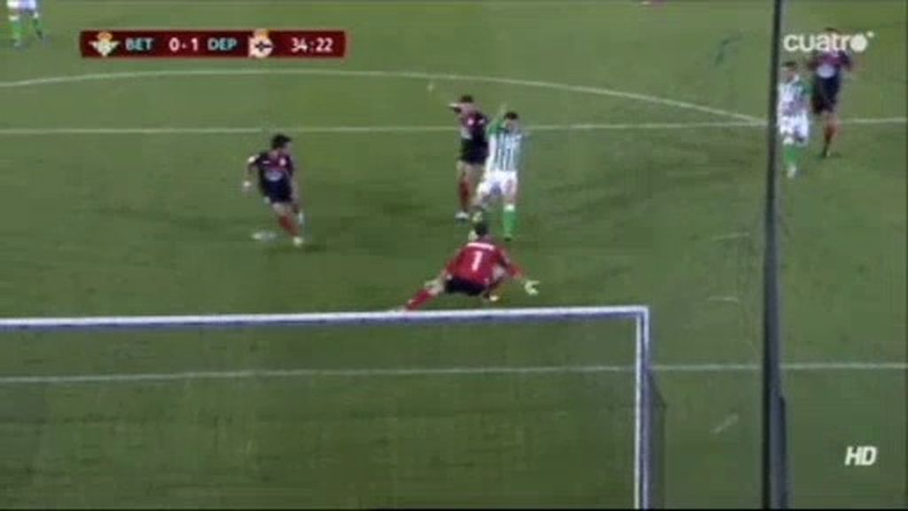 ¿Penalti de Kaká a Jorge Molina?