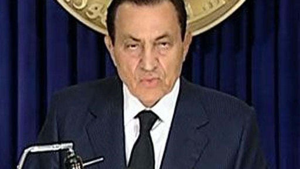 """""""Moriré en Egipto"""""""