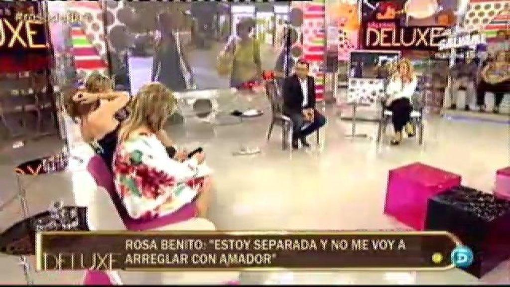 """Lydia Lozano: """"Amador está hundido"""""""