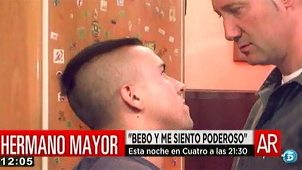 Daniel se enfrenta a Pedro García Aguado