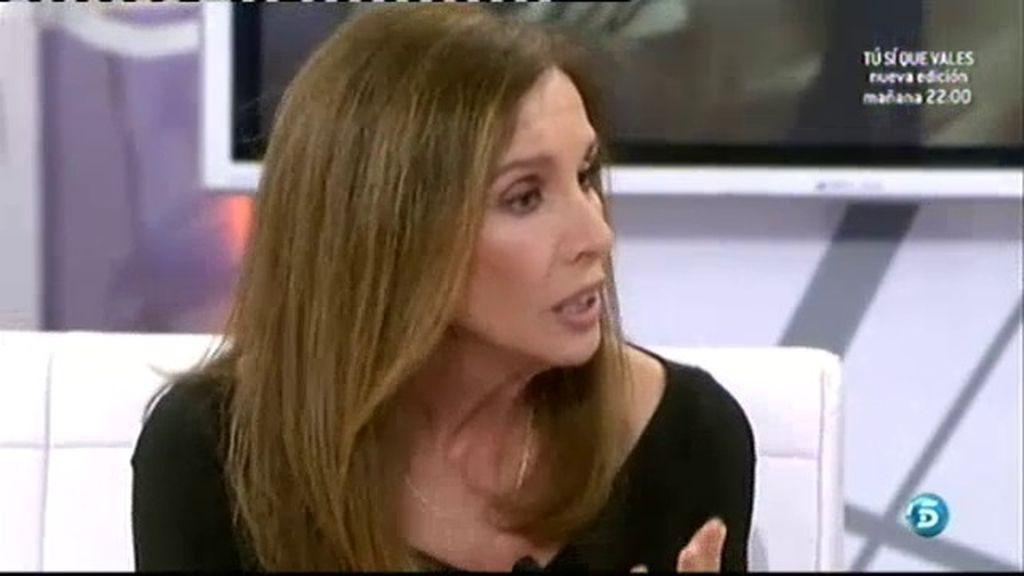 Ana Belén recuerda  sus más de 40 años de carrera