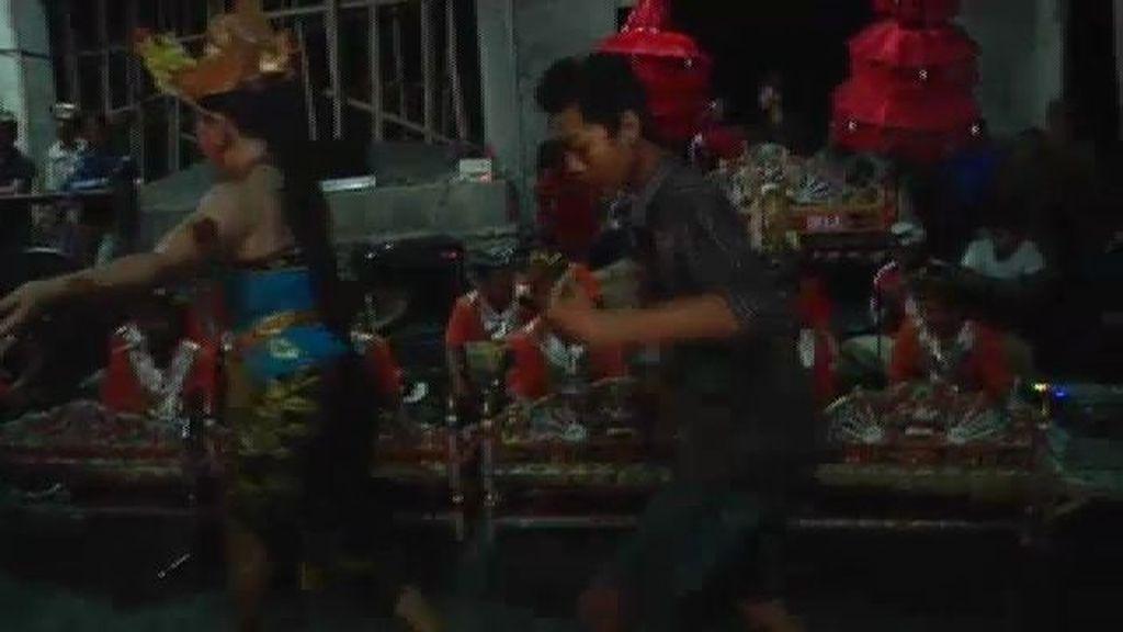 La parte divertida de la fiesta son los bailes