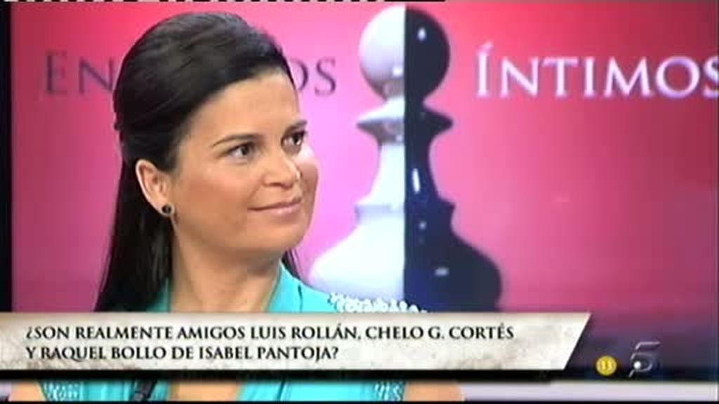 """""""Chelo G. Cortés, enamorada.."""