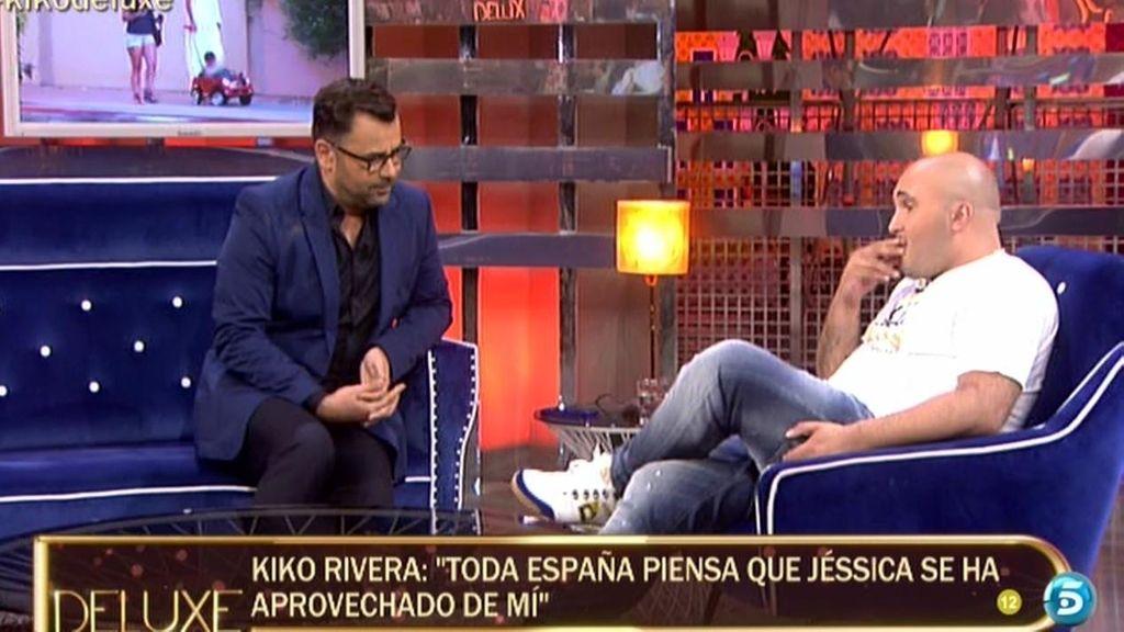 """Kiko Rivera: """"Hoy en día pienso que Jessica Bueno fue a cazarme"""""""