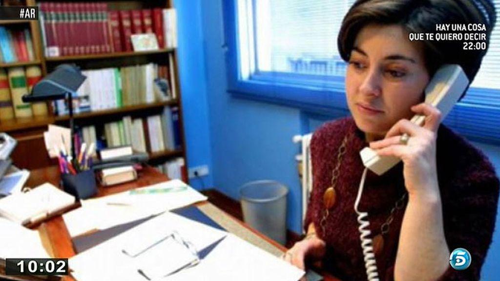 Rosario Porto, detenida por el homicidio de su hija