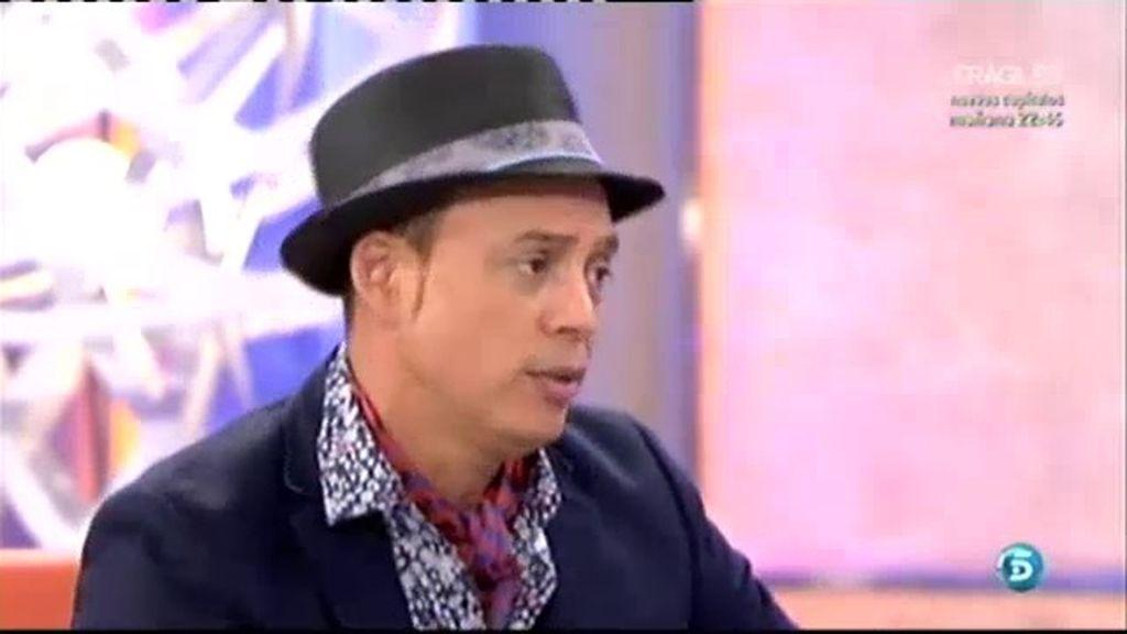 'Con todo mi humor', lo nuevo de Alexis Valdés