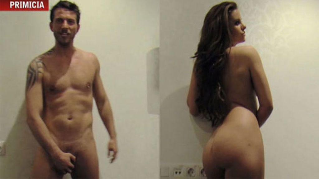 Arturo E Indhira Al Desnudo