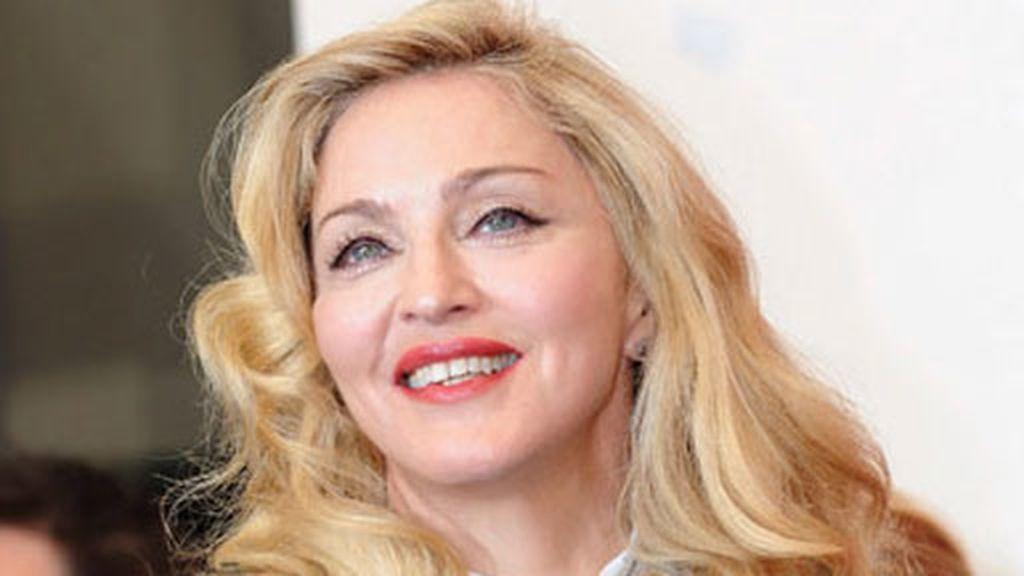 Madonna desembarca en Venecia