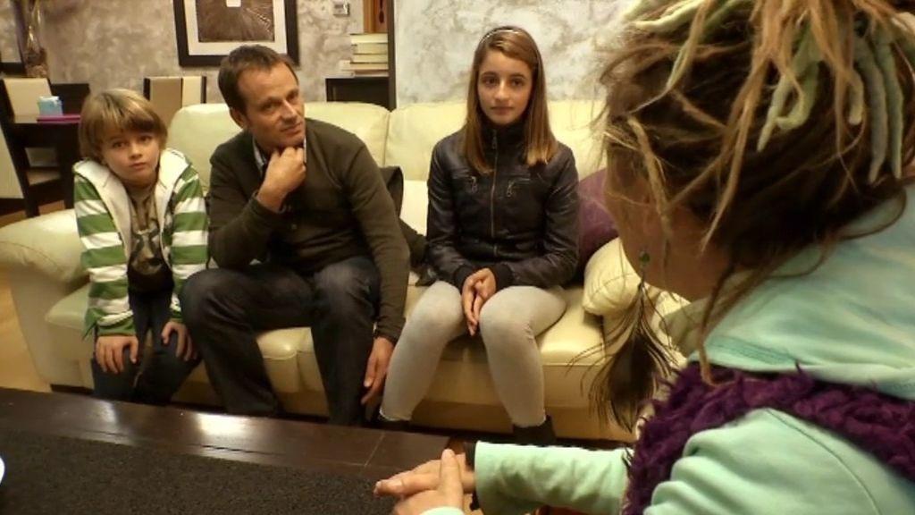 """Lucía conoce a su nueva familia: """"En sus ojos veo desprecio"""""""