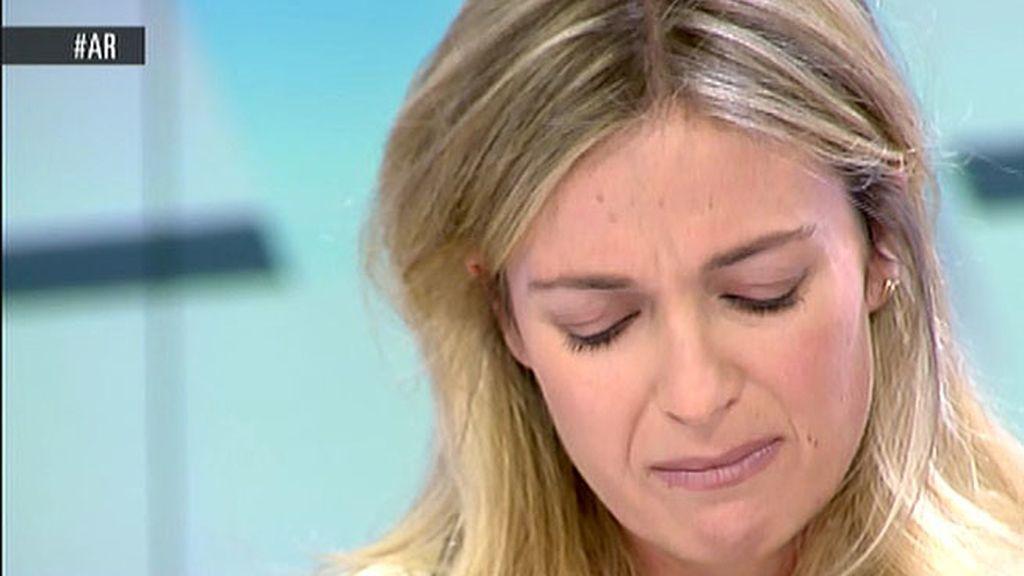 """Elena: """"Los niños no se van de España"""""""