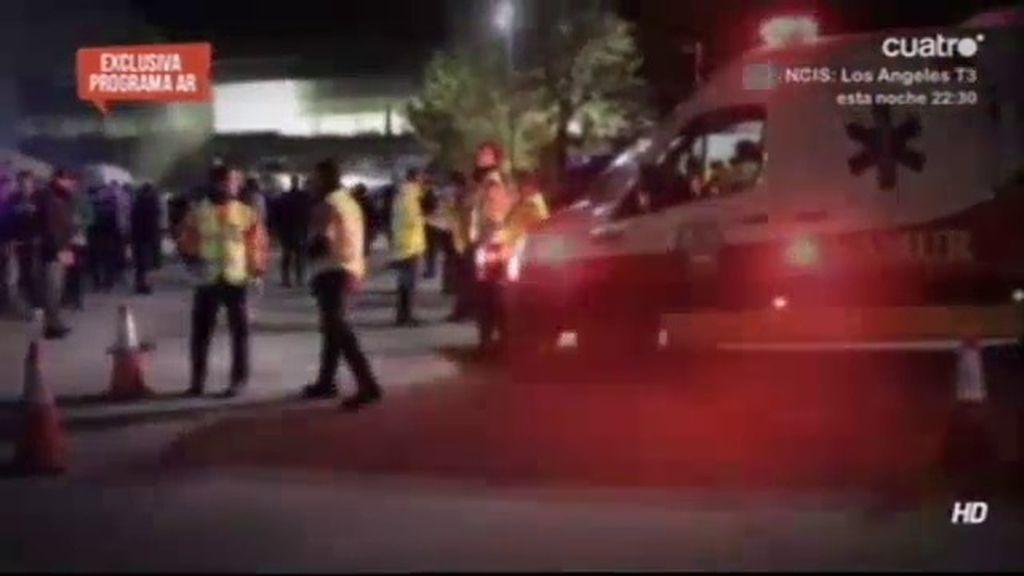 El Samur reconoce el caos vivido la noche de la tragedia del 'Madrid Arena'