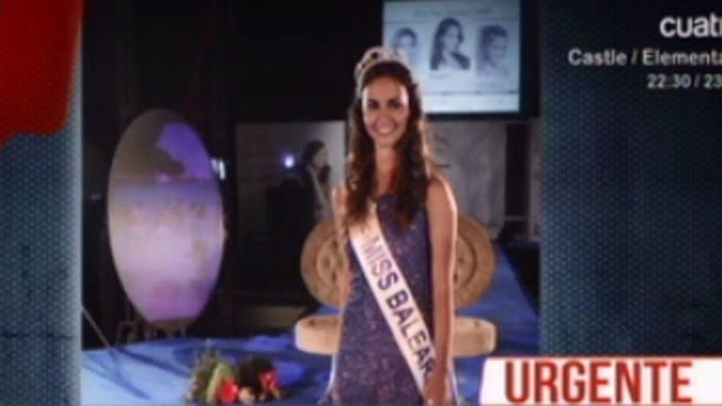 El presidente de Baleares ficha a una Miss como secretaria personal