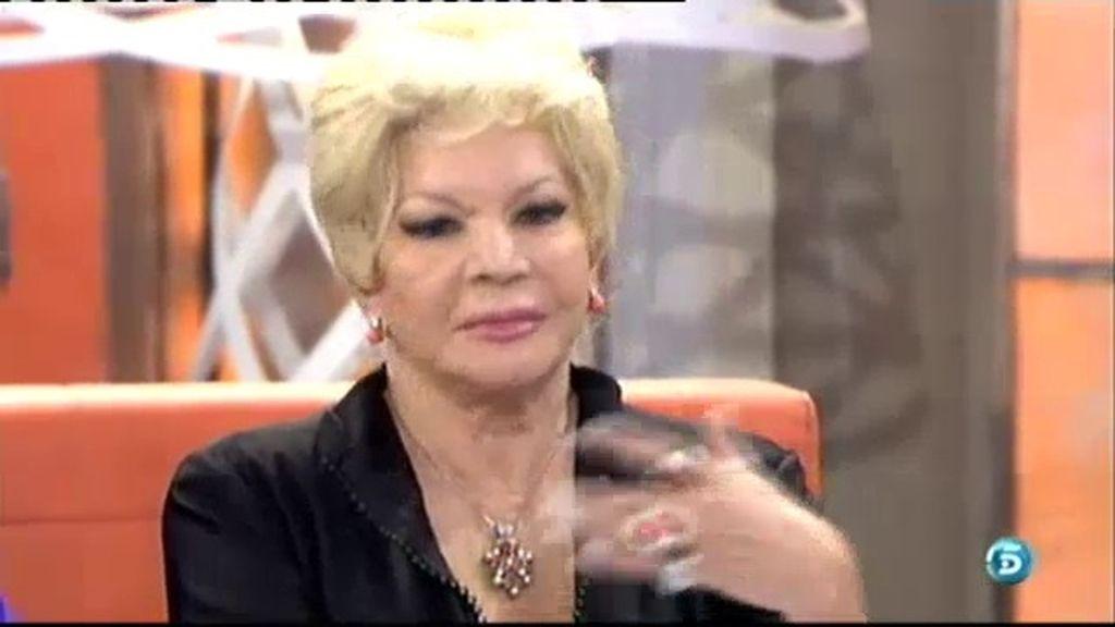 Lilian de Celis, historia viva del Cuplé