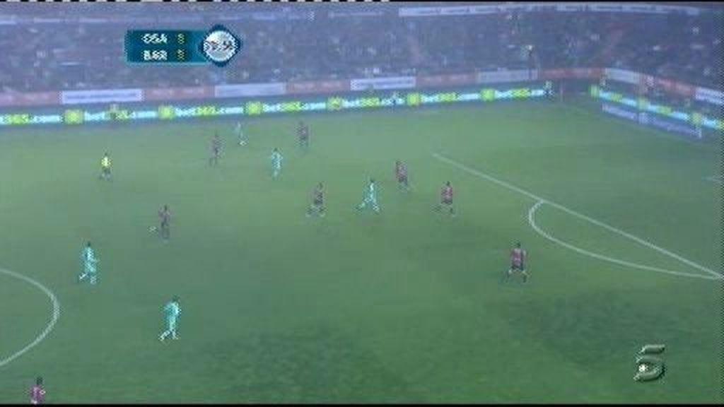 Osasuna 1 - 2 Barcelona: Sergi Roberto