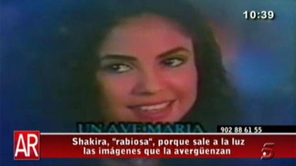 Shakira, prota de una telenovela