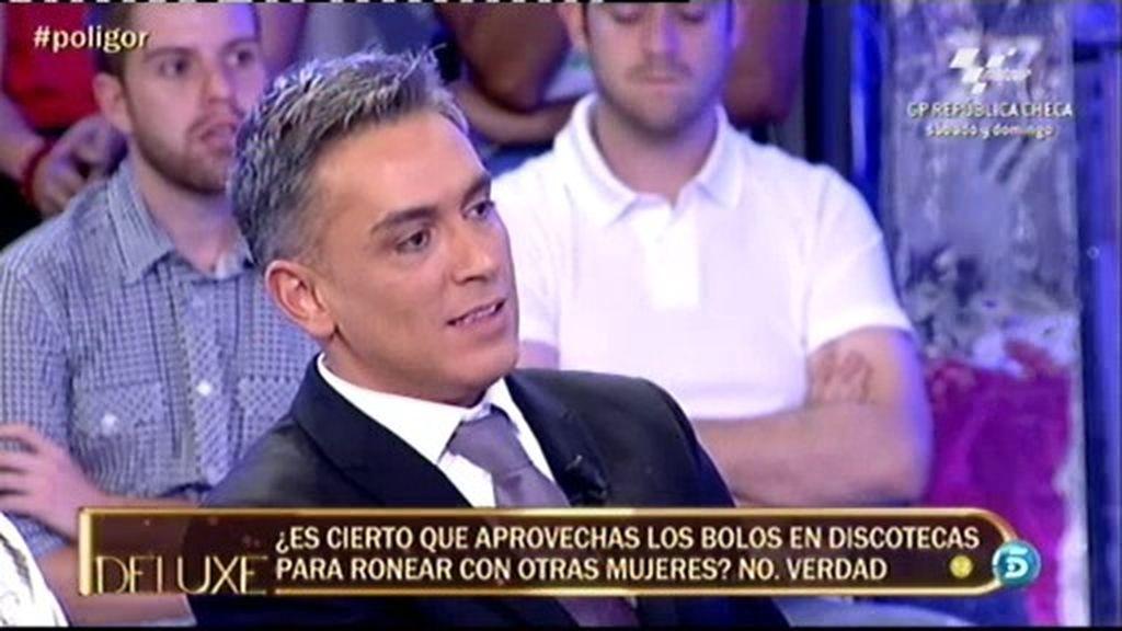 Kiko Hernández cree que Igor ha intentado engañar al polígrafo