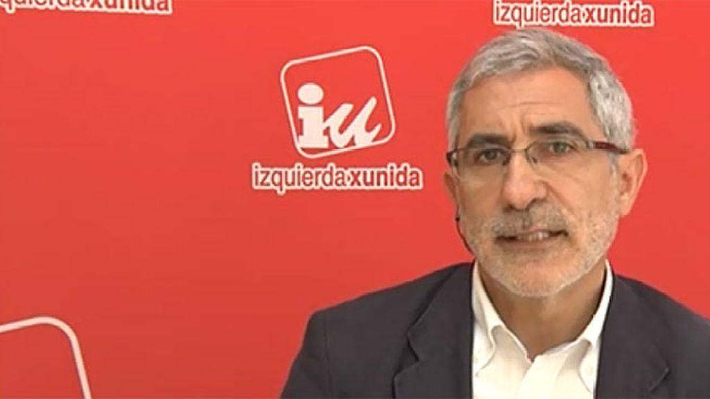 La entrevista a Gaspar Llamazares