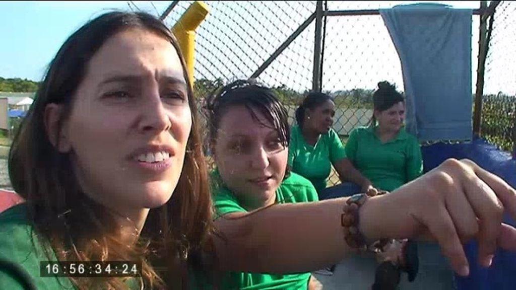 """""""El amor carpintero"""" de la cárcel"""