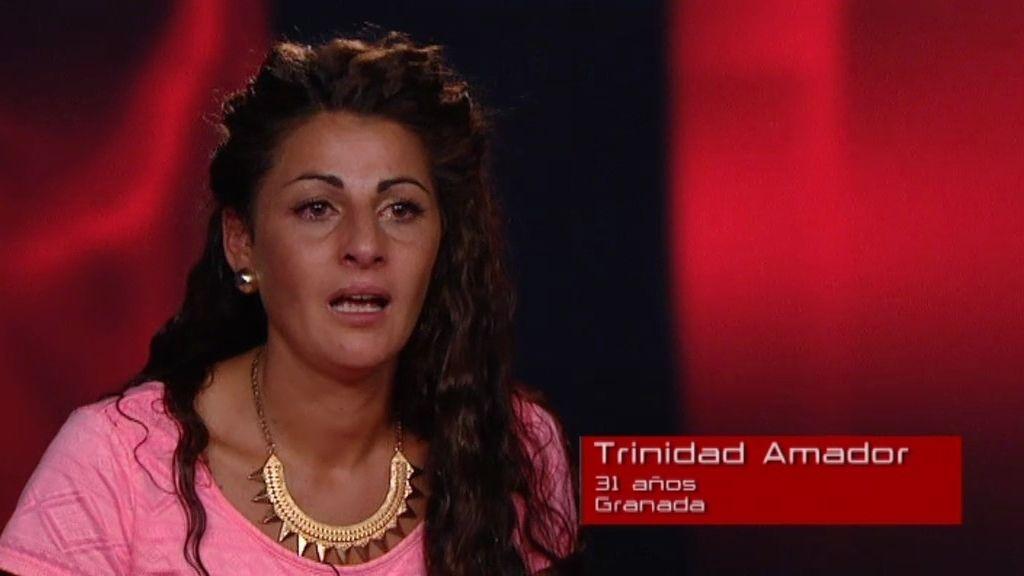 Trinidad, una artista que sacrificó su talento para trabajar y poder mantenerse