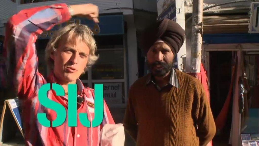 Conociendo a las gentes de la India