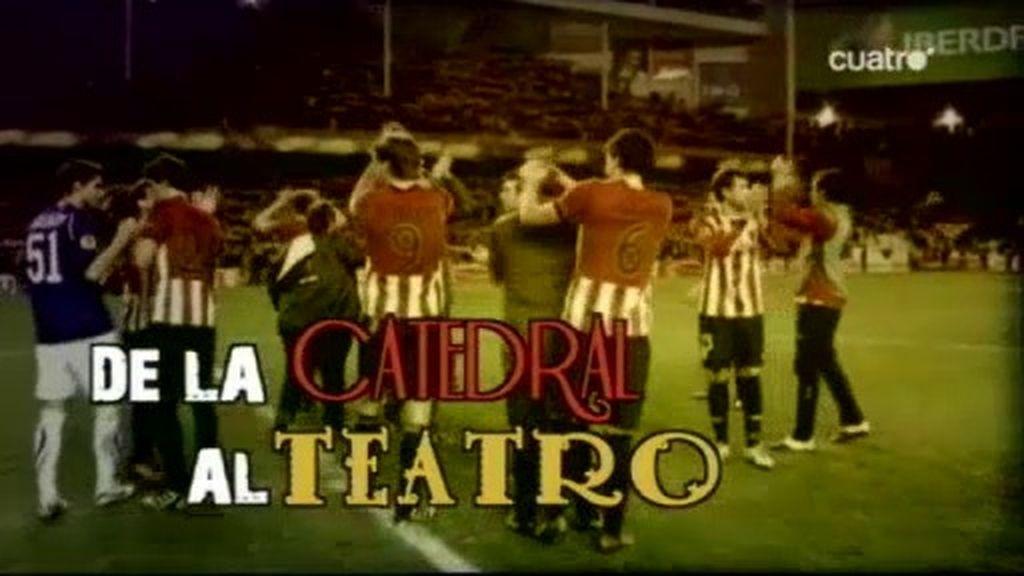 El Athletic, en octavos frente al Manchester United