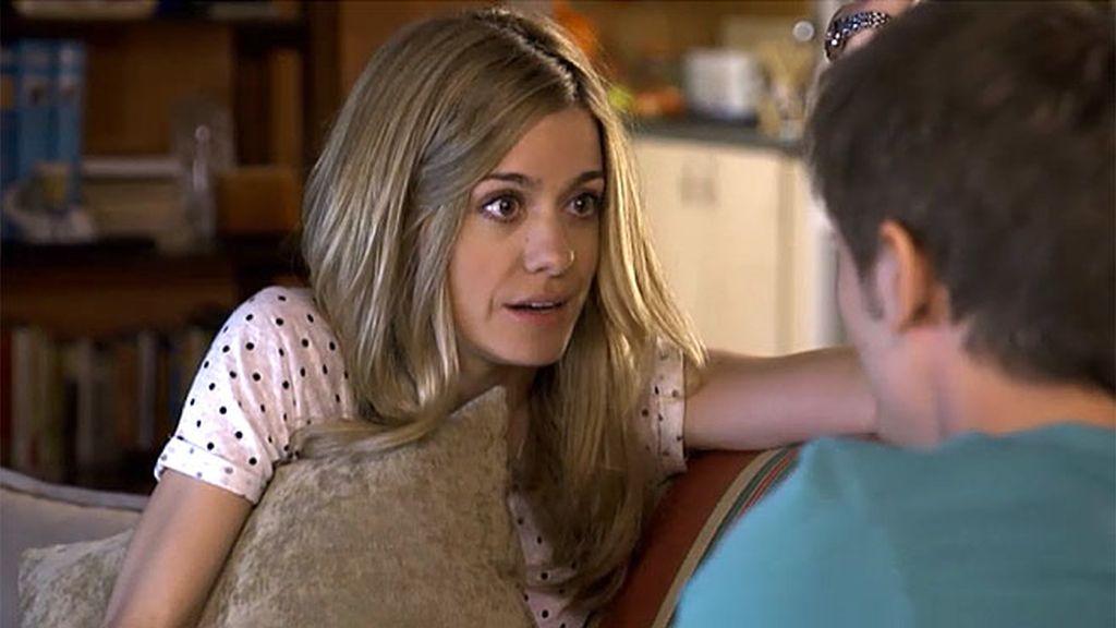 """Jacobo: """"Mamá ¿Qué edad tenías la primera vez? Fue con mi padre ¿No?"""""""