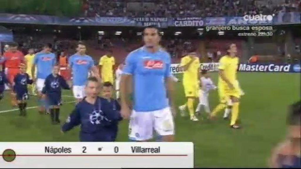 Nápoles 2- 0 Villarreal