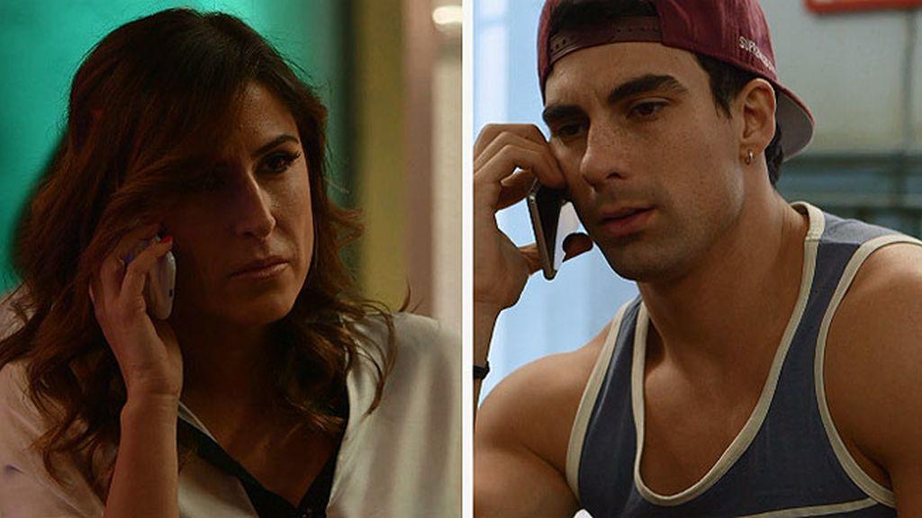 """Araceli, a André: """"A los chicos guapos pero bordes, es mejor tenerlos controlados"""""""