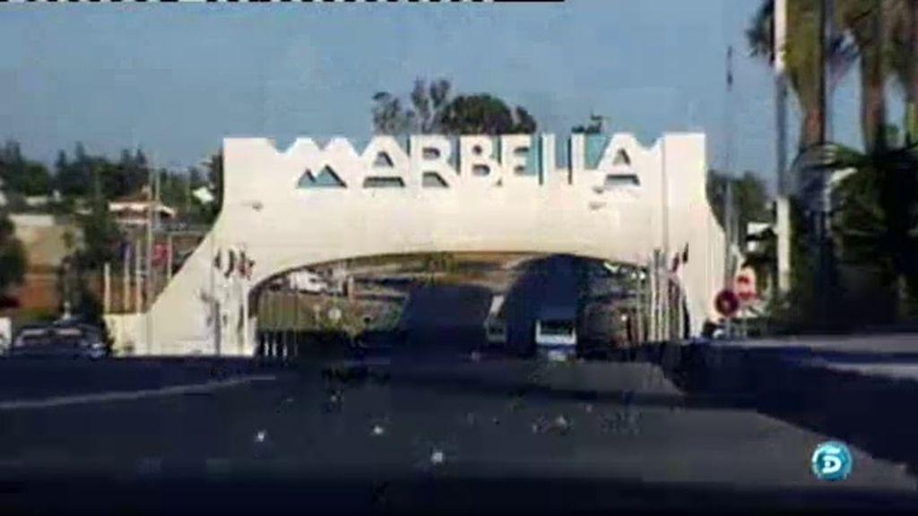 Las fiestas de Marbella