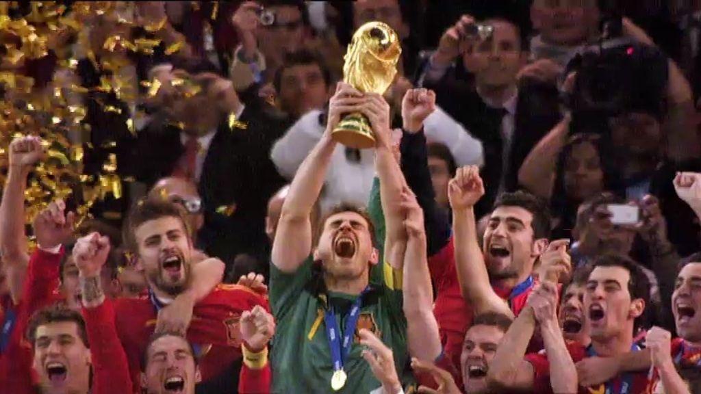 ¡¡¡España gana el Mundial de Sudáfrica!!!