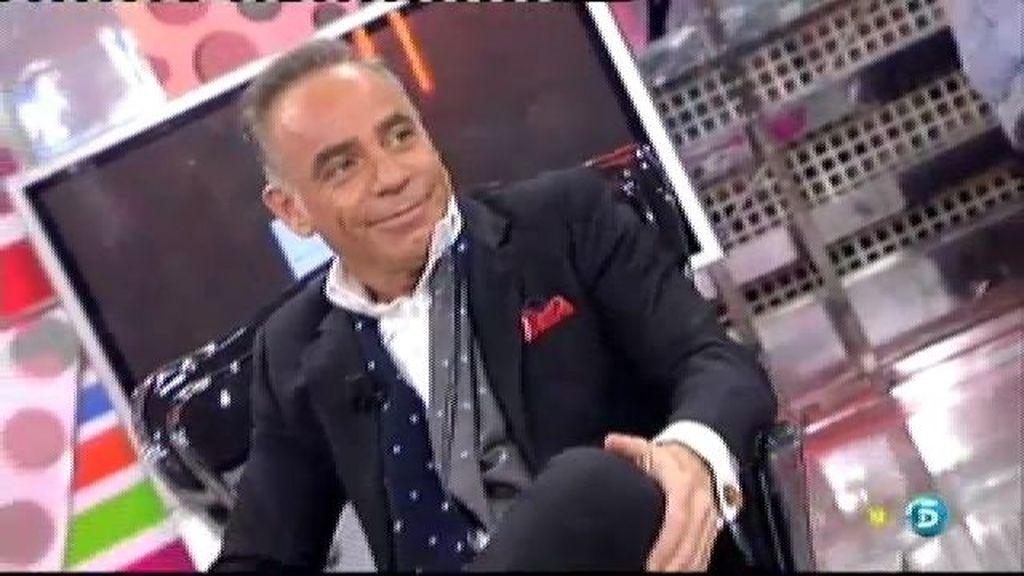 """Joaquín Torres: """"Florentino Pérez me llamó maricón con 13 años"""""""