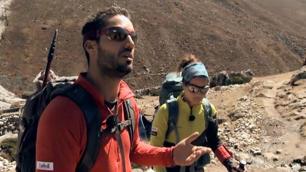 Lo mejor de Antonio en 'Desafío Everest'