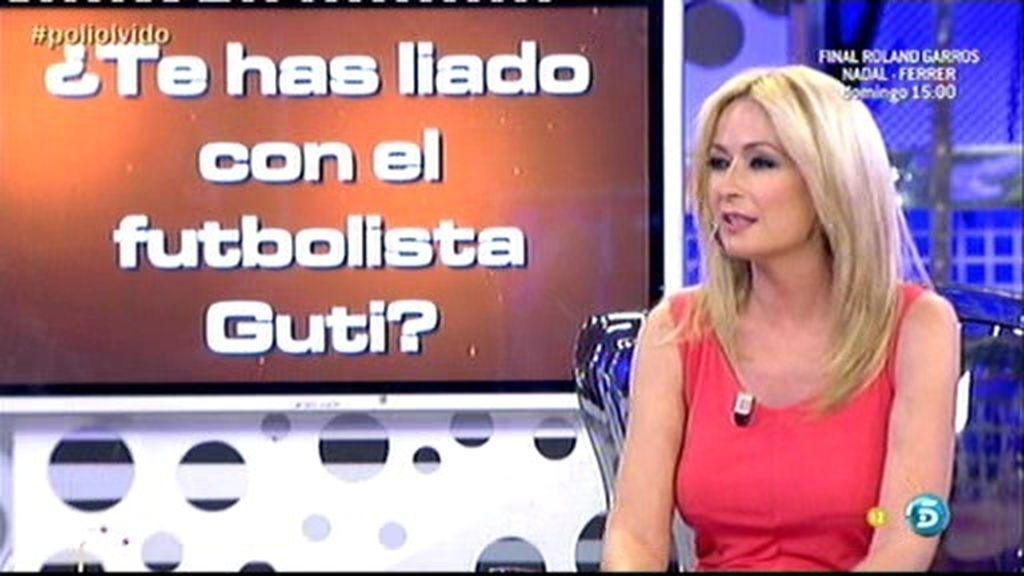 El polígrafo confirma que Olvido Hormigos se ha liado con el futbolista Guti