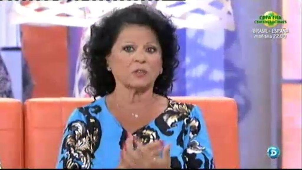 Carmen Flores vuelve a los escenarios españoles después de 20 años