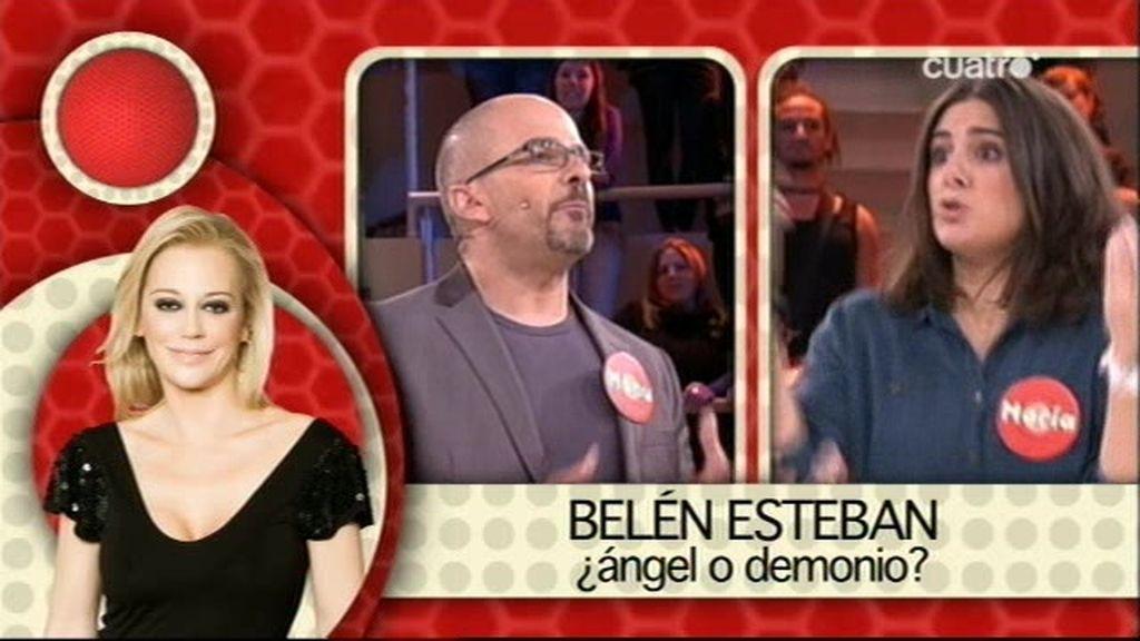 Belén Estebán es la princesa de los debates