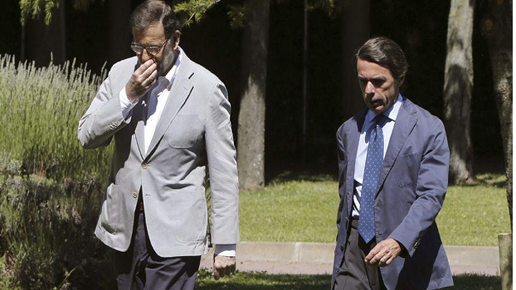 """Rajoy: """"No podemos decir 'España va bien' pero sí que va mejor y que el rumbo es el correcto"""""""