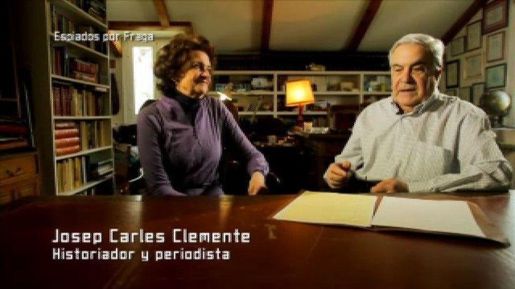 El periodista Josep Carles Clemente nos cuenta cómo vivió la dictadura