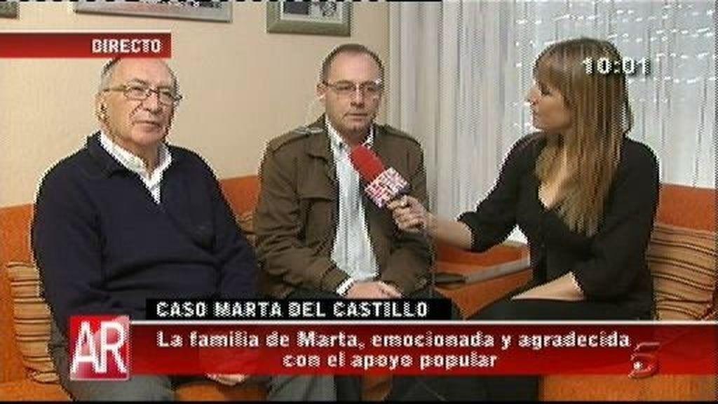 """Antonio del Castillo: """"La lucha está dando su fruto y el fruto final será el cambio legislativo"""""""