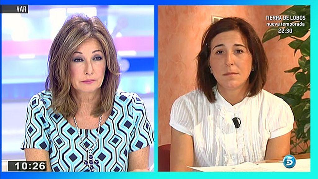 "Melani: ""He estado encerrada en casa porque tenía pánico"""