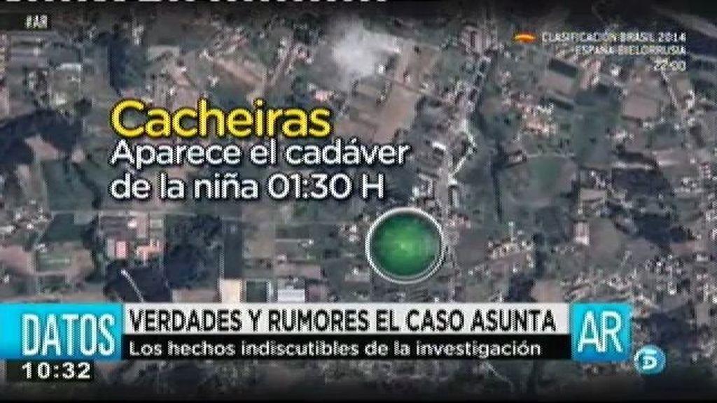 Verdades y rumores sobre el caso Asunta Basterra