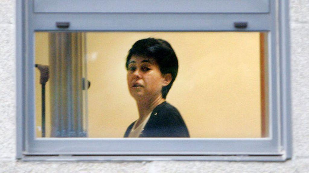 Rosario Porto cayó en la trampa que la policia le tendió con la bobina de cuerda naranja con la que ataron a Asunta