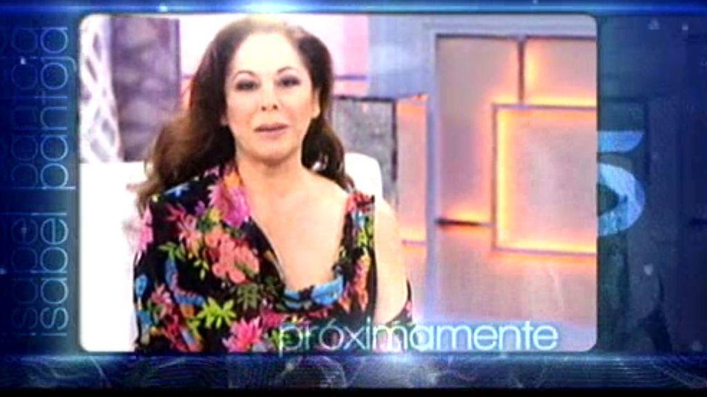 Gala de Navidad con Isabel Pantoja
