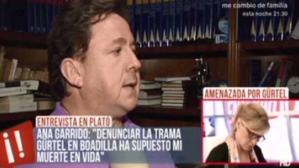 El concejal José Luis Peñas grabó al cabecilla de Gürtel para probar sus delitos