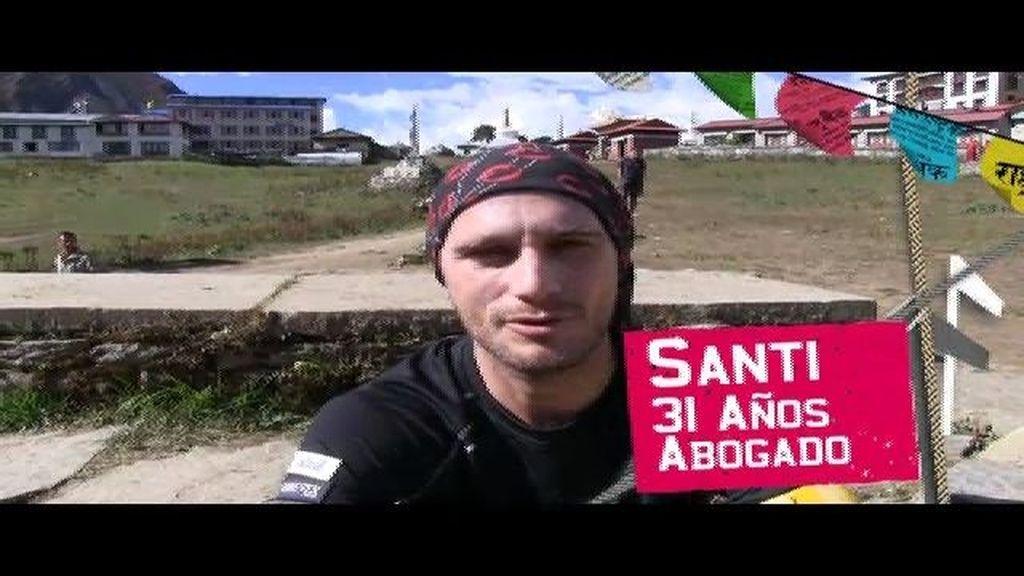 Santi, el abogado, se presenta en cuatro.com