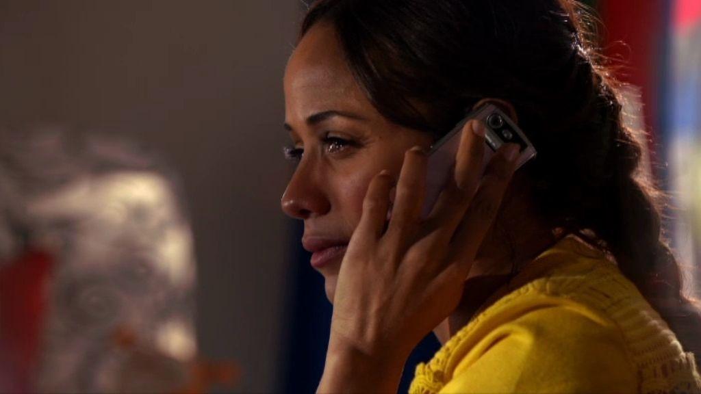 """Rosie llora por su hijo y Peri le insiste: """"Llego tarde al esteticista y tengo los poros fatal"""""""