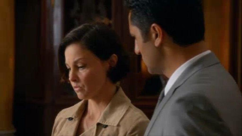 Becca descubre irregularidades en el asesinato de su marido