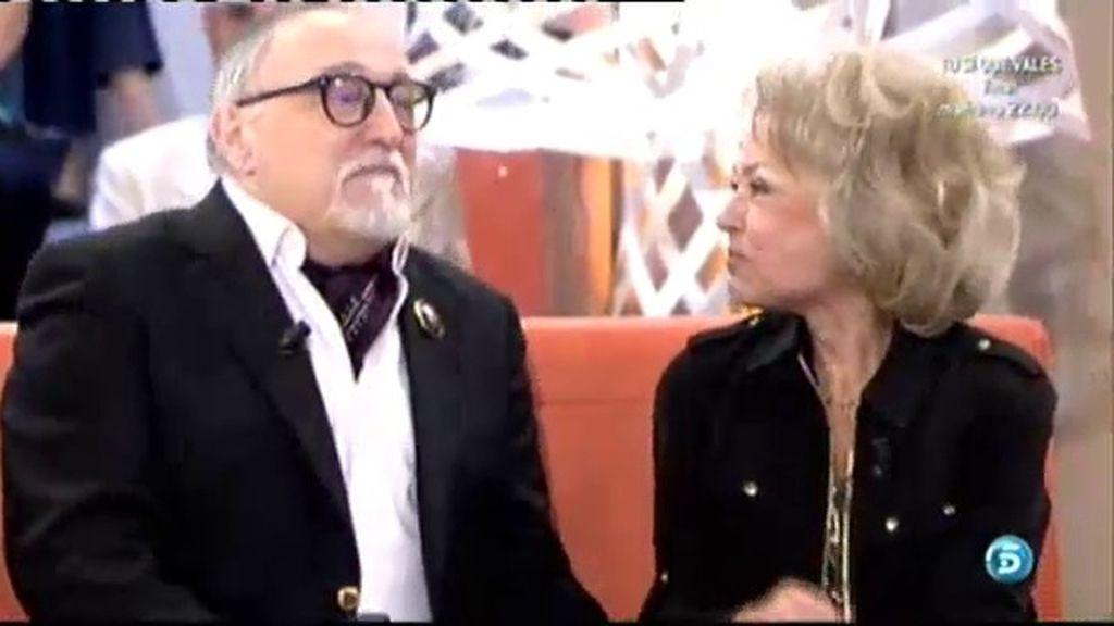 Moncho Borrajo sorprende a Maira Gómez Kemp
