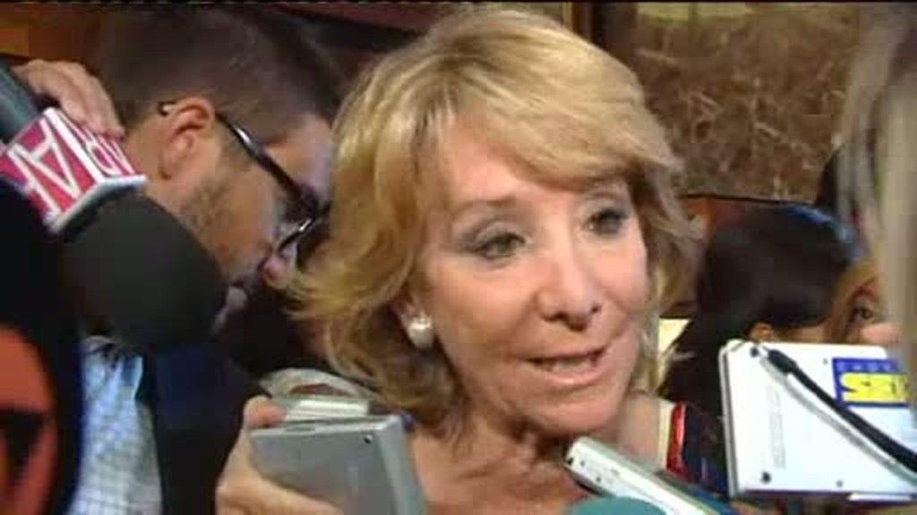 Aguirre insta a reflexionar