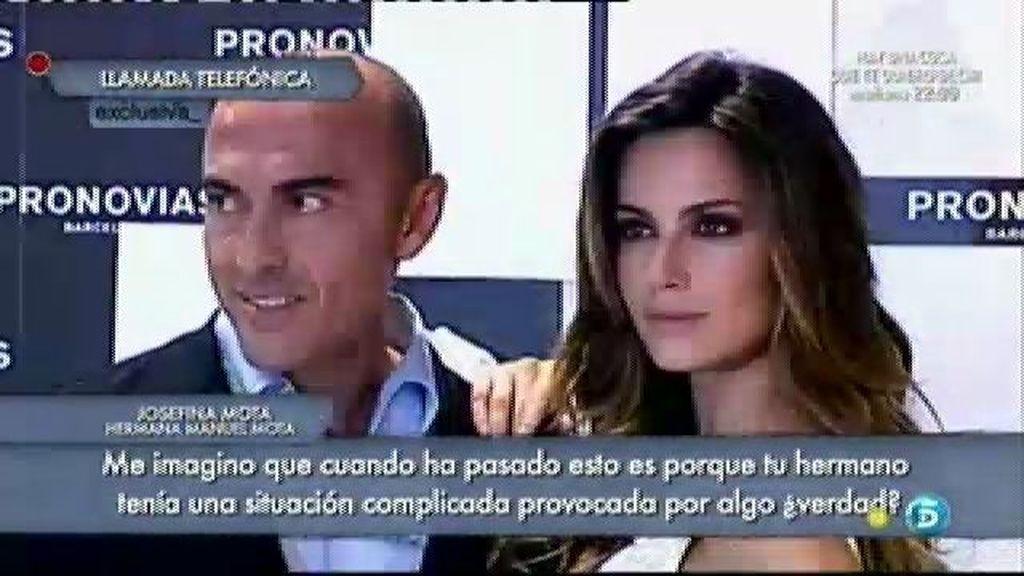 """Josefina Mota: """"Casos como el de mi hermano ha habido montones en esa empresa"""""""